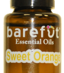 Sweet Orange essential oil from Barefut